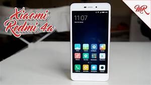 Xiaomi Redmi 4a Review En Espa U00f1ol Marcos Reviews