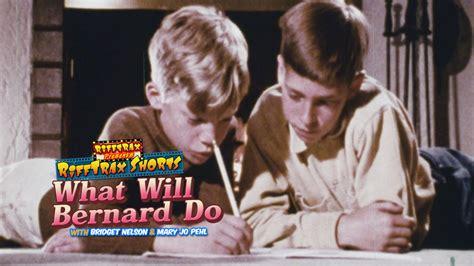 What Will Bernard Do | RiffTrax