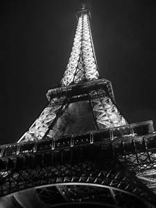 Paris: Paris Black And White  Black