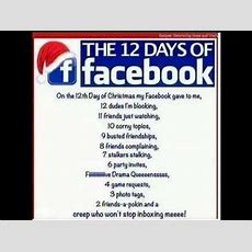 12 Days Of Facebook Youtube