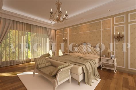 Classic Bedrooms by Bedrooms Archigroup