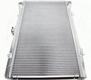 Aluminum Radiator Fit For Niss N Skyline R32 Rb20  25 89 93
