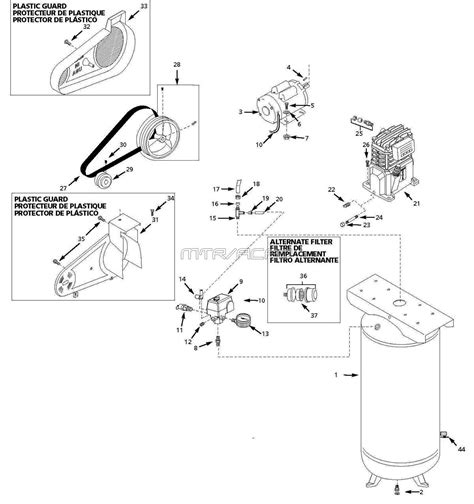husky air compressor wiring diagram free wiring diagram