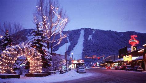 Jackson Hole Wy Christmas Winter Pinterest