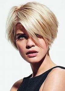 Coupe De Cheveux Carré Court : cheveux courts les plus jolies coupes de cheveux courtes ~ Melissatoandfro.com Idées de Décoration