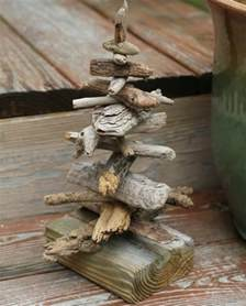 fabriquer un sapin de noel en sapin en bois flott 233 224 fabriquer pour no 235 l 56 id 233 es charmantes