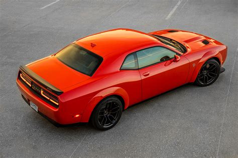 2018 Dodge Challenger Srt Hellcat Widebody Track Drive