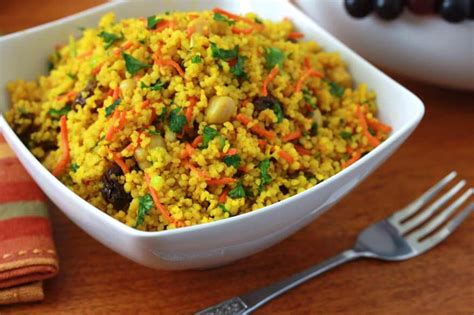 moroccan couscous recipe curried moroccan couscous food so good mall