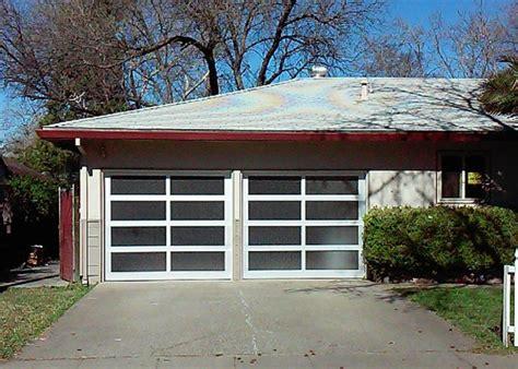 Aluminum & Glass Garage Doors  The Door Company