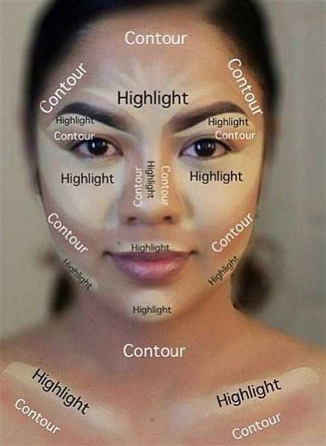 beauty tutorial contouring tips  smaller nose