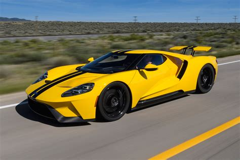 New Ford GT 2017 review