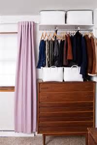 DIY Open Closet System