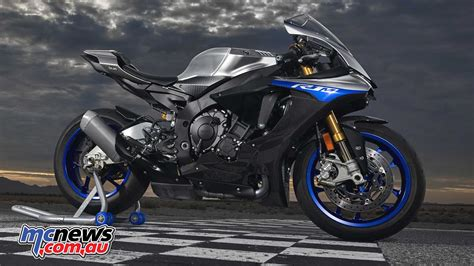 Yamaha R1m Modification by 2018 Yamaha Yzf R1m New Suspension Tech Mcnews Au