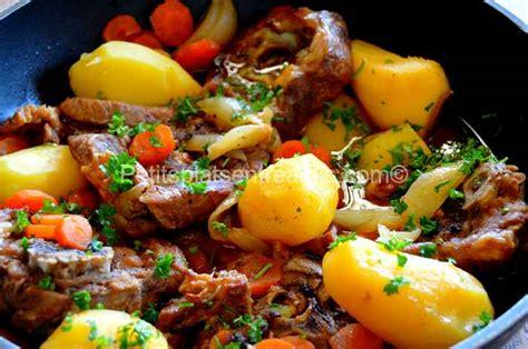 cuisiner collier d agneau collier d 39 agneau au sirop d 39 érable petits plats entre amis