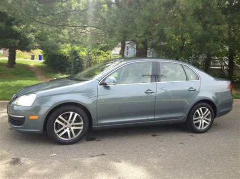 purchase used 2006 vw jetta turbo diesel navigation 45