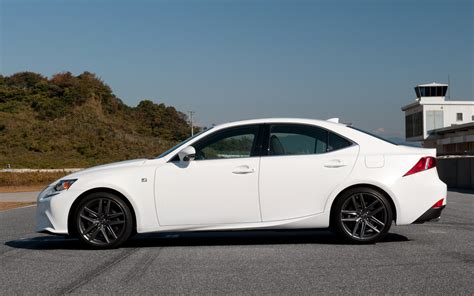 2014 Lexus Is 350 F Sport First Drive Motor Trend