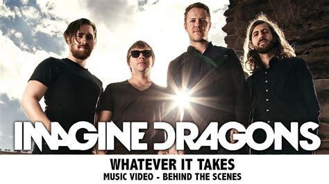 "Imagine Dragons Brand New Music Video ""whatever It Takes"" With Cirque Du Soleil  Behind The"