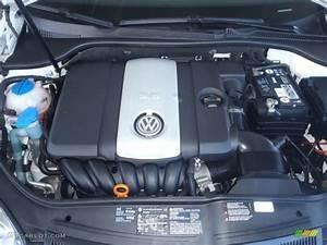 2007 Volkswagen Rabbit 4 Door 2 5l Dohc 20v Inline 5