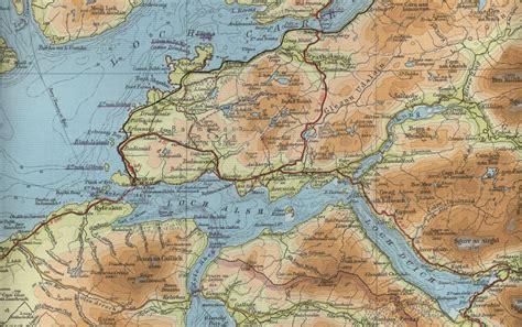 lochalsh map