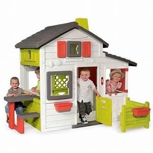 Cabane Exterieur Enfant : cabane enfant exterieur plastique ~ Melissatoandfro.com Idées de Décoration