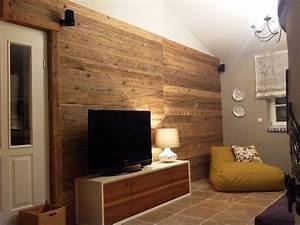 Wohnzimmer Wand Holz : tv wand holz wohnzimmer bs holzdesign ~ Lizthompson.info Haus und Dekorationen