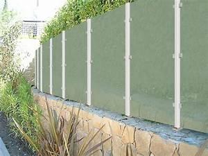 sichtschutz fur terrasse und garten planungswelten With französischer balkon mit garten lärmschutzwand