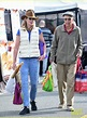 Allison Janney Goes Shopping at the Farmers Market With ...