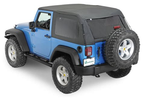 jeep frameless soft top rage products 106135 complete trail top frameless soft