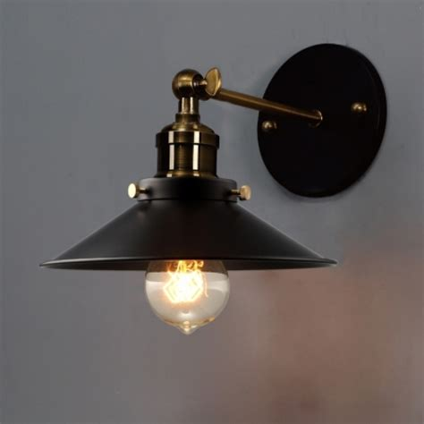sconce industrial style wall sconces industrial style