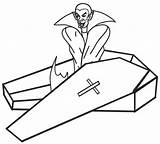Vampire Coloring Pages Printable Dracula Diaries Colouring Adults Scary Sheets Count Cool2bkids Draw Coffin Pdf Halloween Printables Resting Place Getcoloringpages sketch template