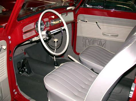 Vw Upholstery Kits by Volkswagen Bug Interior Kits Billingsblessingbags Org