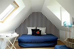 Decoration Chambre Style Marin : chambre decoration marine ~ Zukunftsfamilie.com Idées de Décoration