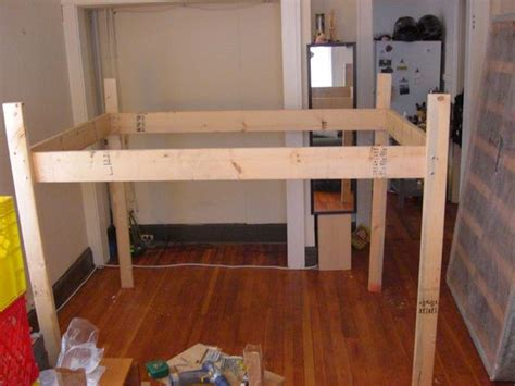 elevated bed boys room idea elevated bed loft bed