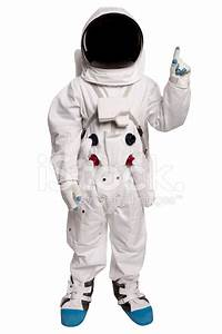 Astronaut Pointing UP stock photos - FreeImages.com