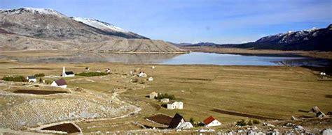 Nature park Hutovo blato - History