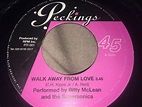 Bitty McLean* And The Supersonics - Walk Away From Love ...