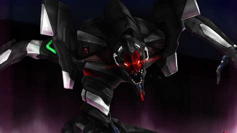 Neon Genesis Evangelion, Black, EVA Unit 03, Anime