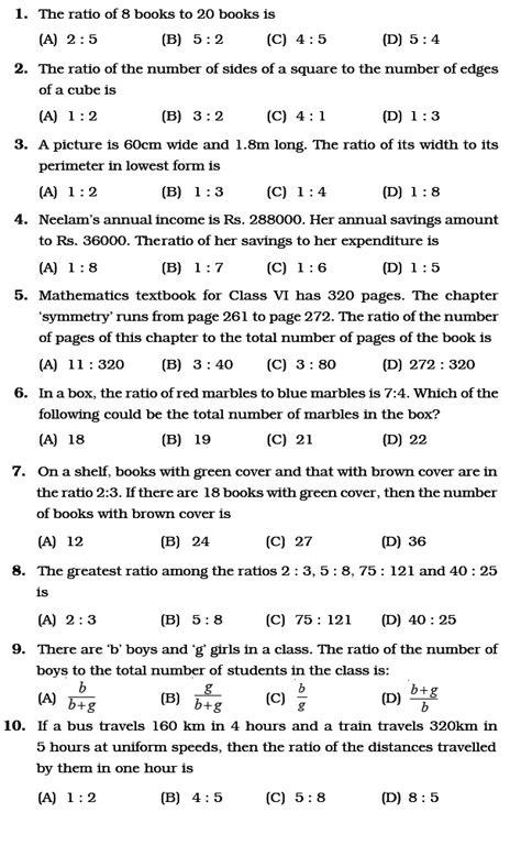 mathematics worksheets for grade 6 cbse homeshealth info