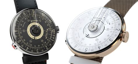 Discover more posts about klok. Klokers Introduces the Retro-Style KLOK-08 | SJX Watches