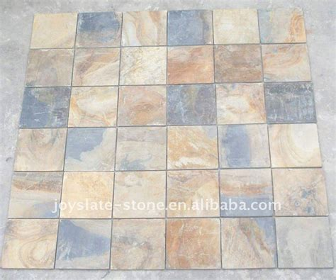 multi colored floor slate tile buy colored floor