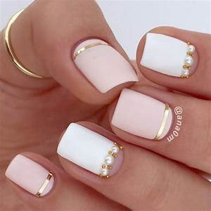 Wedding Nail Designs for Your Perfect Bridal Look ...