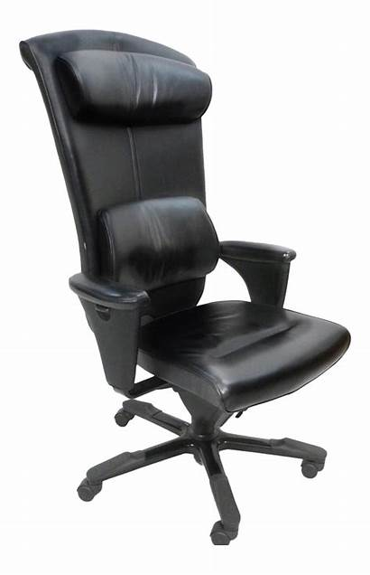 Hag Chair Signet Leather Office Chairish Executive