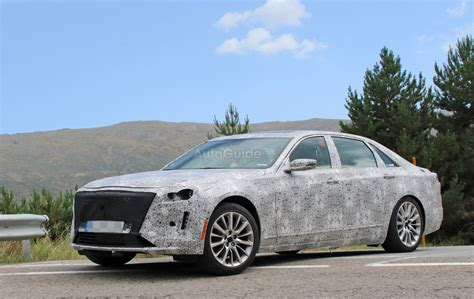 2019 cadillac ct6 2019 cadillac ct6 price review release date engine specs