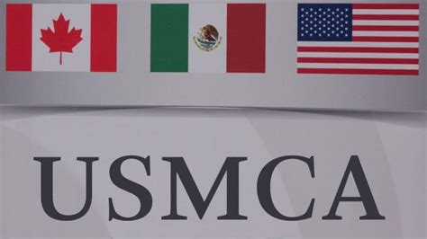 Image result for trump trade USMCA
