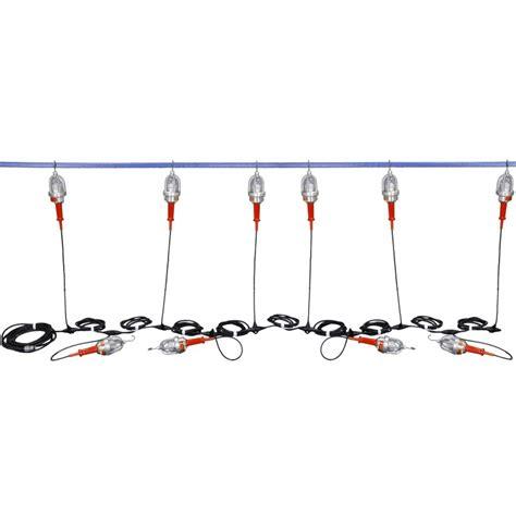 explosion proof string lights rental sales repair