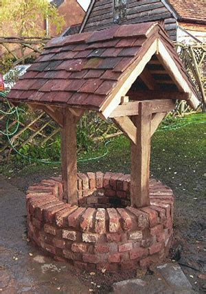 traditional garden  reconstruction worcestershire