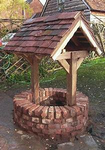 Traditional Garden Well Reconstruction Worcestershire