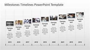 milestones timeline powerpoint template slidemodel With project milestone template ppt