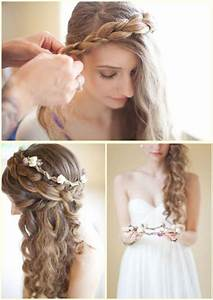 20 Best Curly Wedding Hairstyles Ideas - The Xerxes