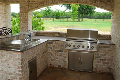 outdoor kitchen ideas    site   traba homes